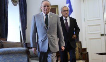 """Presidente del Tribunal Constitucional: """"Nosotros no somos una tercera cámara"""""""