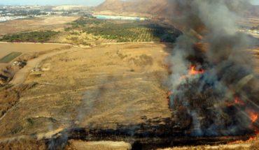 Protección civil invita a Prevenir incendios forestales