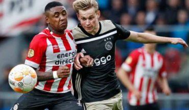 Qué canal transmite PSV vs Ajax en TV: Clásico de Holanda | Eredivisie 2019