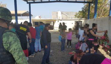 Rescatan a 34 migrantes centroamericanos en Altamira