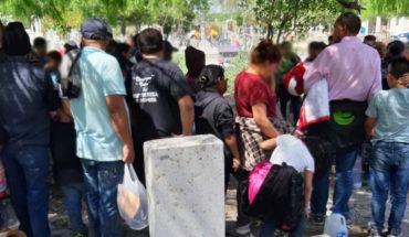 Rescatan a 79 migrantes tras tiroteo entre policías y civiles