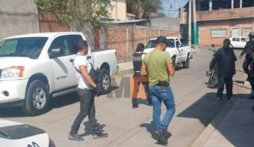 Roban nómina de albañiles, ladrones hirieron a uno en Morelia