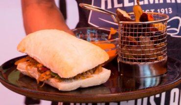 Sandwaste: el primer sándwich elaborado con residuos de comidas caseras