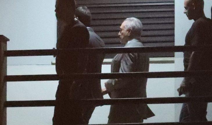 Sigue detenido ex presidente Temer por corrupción