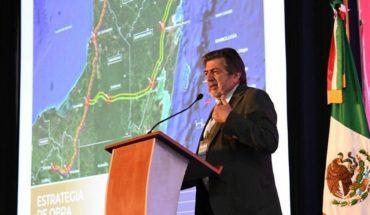 Sin licitación, gobierno da a empresas estudios del Tren Maya