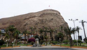 """Soldado del Ejército """"Coraceros"""" de Arica se suicida tras arrojarse al vacío desde el Morro"""