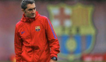 Sorpresivo: Valverde borró del plantel a un jugador del Barcelona