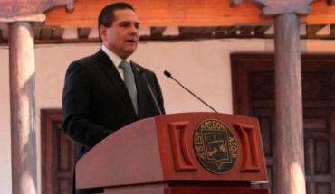 Tacha Silvano Aureoles de fascista al gobierno de AMLO