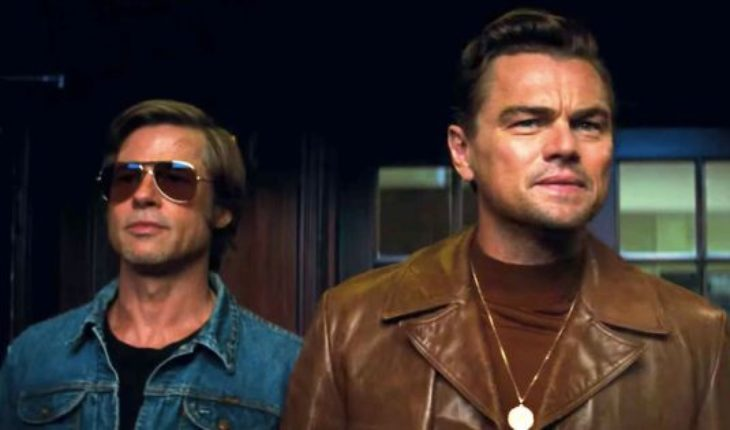"Tarantino presenta el primer tráiler de ""Once Upon a Time in Hollywood"""