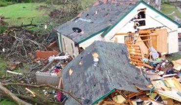 Tornado deja dos muertos y múltiples heridos en Alabama