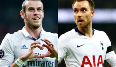 Tottenham piensa en trueque Eriksen-Bale con Real Madrid