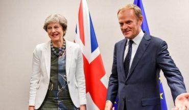 """Tusk condiciona una prórroga del """"brexit"""" a aprobación de acuerdo en Londres"""