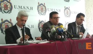 """UMSNH """"limpiará"""" irregularidades de anteriores administraciones; responderán auditorías"""