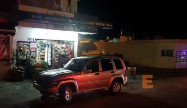 Un hombre muerto y un adolescente lesionado, en ataque a balazos en una tienda de Zamora, Michoacán