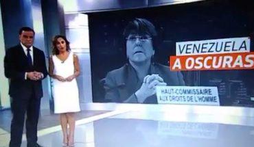 """Urrutia e imagen de Bachelet en nota de Venezuela: """"Leer complots en todo es un poco sociopático"""""""