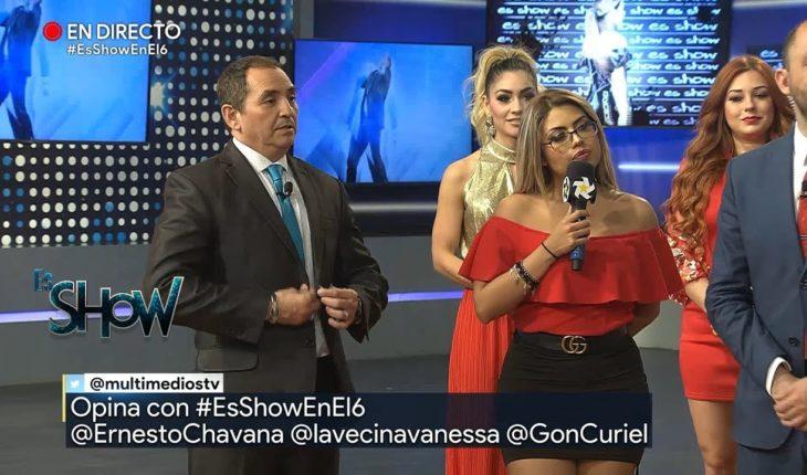 ¿El tren se le va a Mariana? | Es Show