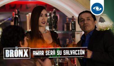 El Bronx: El Ganso planea robarse al teniente Neira para hacerle la guerra a Manolo - Caracol TV