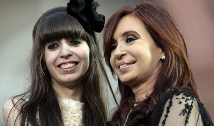 El tuit de Cristina Kirchner, qué le pasa a Florencia?