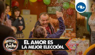 La Gloria de Lucho - ¡Con mariachi incluido! Lucho celebra su cumpleaños con toda las de la ley