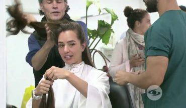 La Red - Deportista colombiana donó su pelo a fundación que apoya mujeres con cáncer de seno