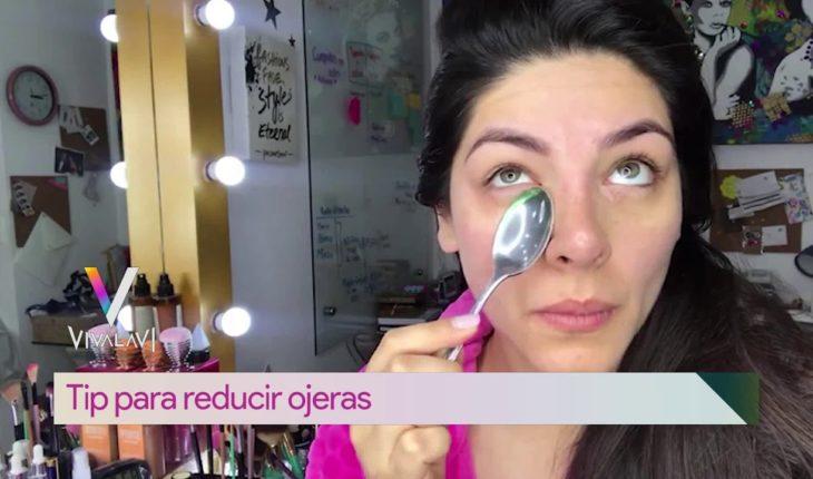 Tips para reducir las ojeras