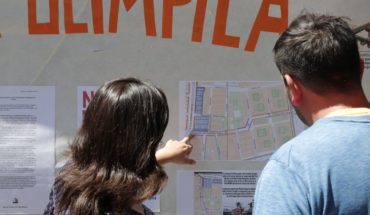 Ñuñoa neighbors oppose real estate project and make plebiscite