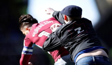 14 weeks in jail to the amateur who assaulted footballer during the match between Aston Villa and Birmingham
