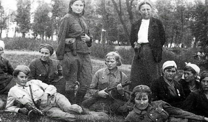 1917: Women at the forefront of the Russian Revolution