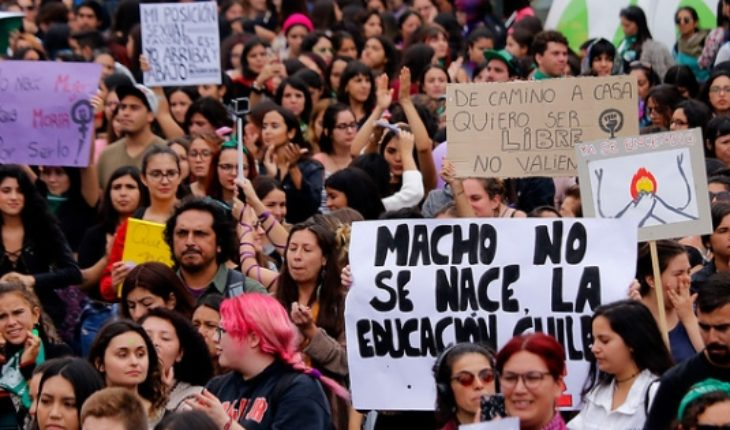 """8m: feminists are mobilized around the country and the Government insists the thesis of the """"instrumentalisation"""" of the movement"""