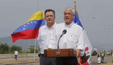 """A una semana de reunión en Chile de Prosur, Piñera afirma que gobiernos de derecha componen un foro """"sin ideología"""""""