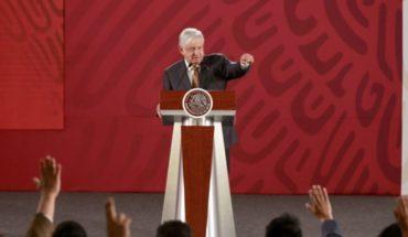 AMLO ve un hecho histórico en eliminación de fuero a presidente