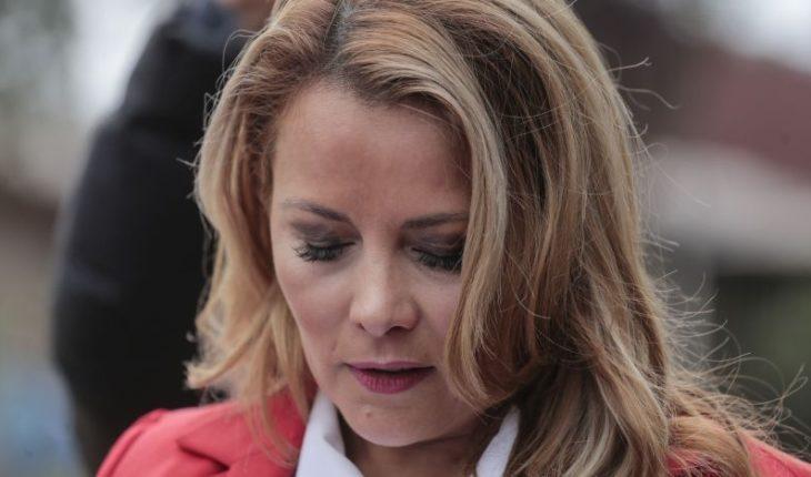 Abogada de Cathy Barriga afirmó que presentarán una querella contra el concejal Pedro Delgadillo