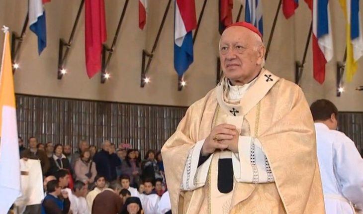 Abusos sexuales: Papa Francisco aceptó la renuncia del arzobispo de Chile