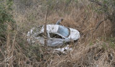 Accidente carretero deja dos lesionados en San Ignacio