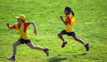 Actividad física en escolares - El Mostrador