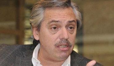 """Alberto Fernández: """"El massimo existe. Sergio tiene para aportar en un espacio de unidad"""""""