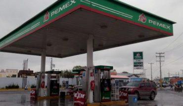 Alerta desabasto de gasolina en zona fronteriza de Tamaulipas