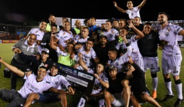 Another first team outside of the Copa Argentina: Estudiantes (BA) won Tiger