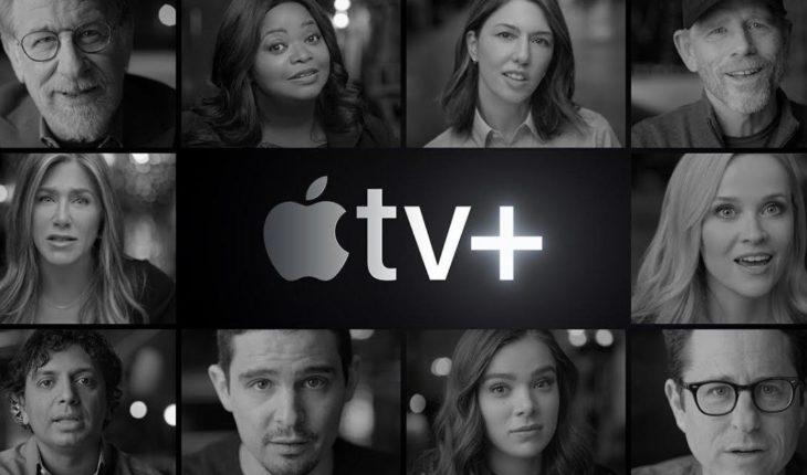 Apple confirma series de Jennifer Aniston, Steven Spielberg y Jason Momoa