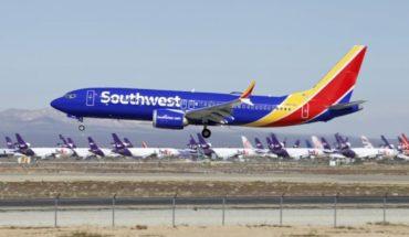 Avión 737 Max de Southwest aterriza de emergencia en Orlando