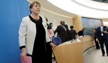 """Bachelet sent message by the 8M: """"Get on the right side of history"""""""