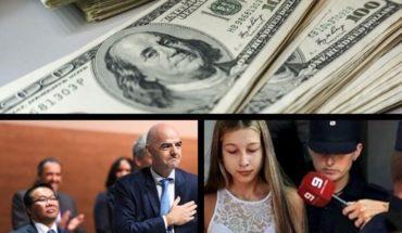Bajó el dólar, Nahir Galarza en televisión, profesor de la UBA denunciado, nuevo Mundial de Clubes y mucho más...