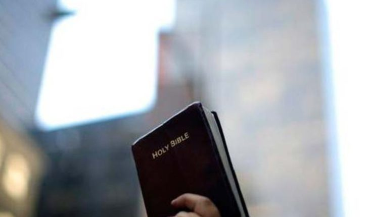 Bible signed by Trump sold for 325 dollars on eBay
