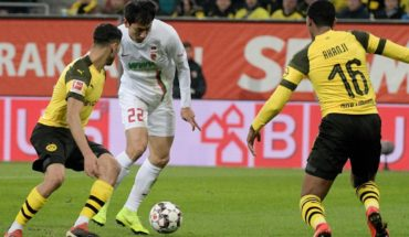 Borussia Dortmund loses and their leadership