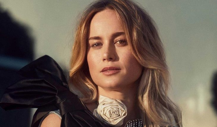 Brie Larson will be CIA agent in his new series for Apple