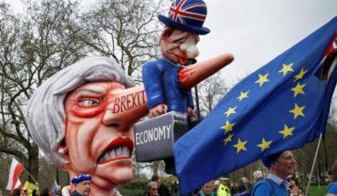 """Británicos reclaman nuevo referendo sobre el """"brexit"""""""