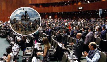 Cámara de Diputados declara constitucional la Guardia Nacional