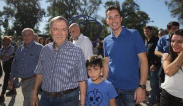 Córdoba: Juan Scharetti confirmó a Manuel Calvo como compañero de fórmula