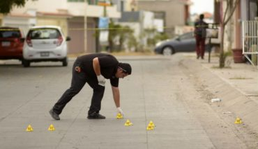 CDMX recorded 257 intentional homicides in 1st quarter of 2019; record for this period