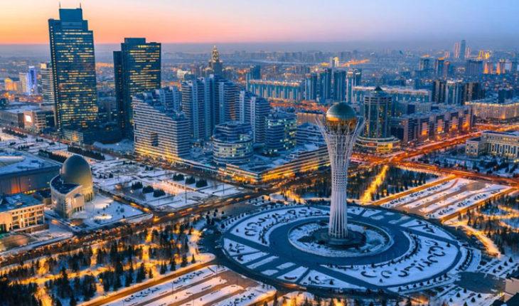 Cambia de nombre la capital de Kazajstán, será rebautiza con el nombre su ex presidente